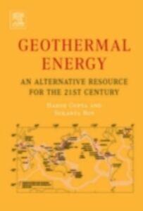 Ebook in inglese Geothermal Energy Gupta, Harsh K. , Roy, Sukanta