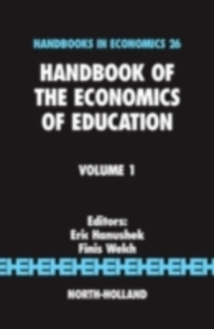 Ebook in inglese Handbook of the Economics of Education -, -