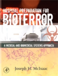 Ebook in inglese Hospital Preparation for Bioterror McIsaac, Joseph H.