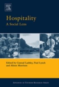 Ebook in inglese Hospitality -, -