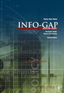 Foto Cover di Info-Gap Decision Theory, Ebook inglese di Yakov Ben-Haim, edito da Elsevier Science