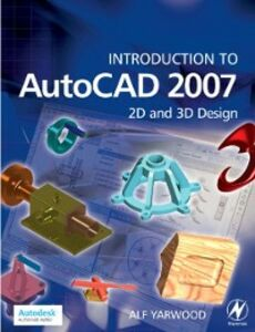 Ebook in inglese Introduction to AutoCAD 2007 Yarwood, Alf