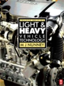 Foto Cover di Light and Heavy Vehicle Technology, Ebook inglese di M J Nunney, edito da Elsevier Science