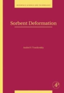 Ebook in inglese Sorbent Deformation Tvardovskiy, Andrei V.