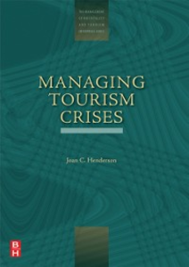 Ebook in inglese Managing Tourism Crises Henderson, Joan C