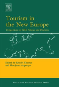 Ebook in inglese Tourism in the New Europe -, -
