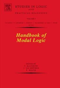 Ebook in inglese Handbook of Modal Logic