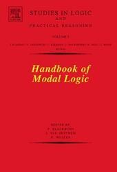 Handbook of Modal Logic