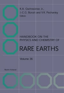 Ebook in inglese Handbook on the Physics and Chemistry of Rare Earths -, -