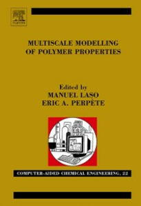 Ebook in inglese Multiscale Modelling of Polymer Properties -, -