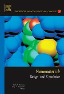 Ebook in inglese Nanomaterials: Design and Simulation -, -
