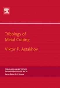 Ebook in inglese Tribology of Metal Cutting Astakhov, Viktor P.