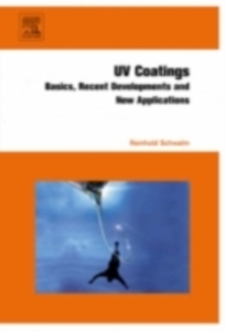 Ebook in inglese UV Coatings Schwalm, Reinhold