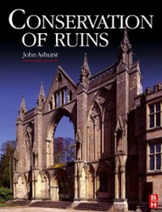 Ebook in inglese Conservation of Ruins Ashurst, John
