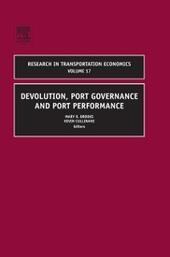 Devolution, Port Governance and Port Performance