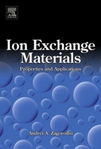 Ebook in inglese Ion Exchange Materials: Properties and Applications Zagorodni, Andrei A.