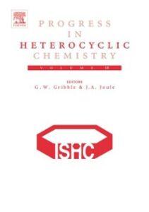 Foto Cover di Progress in Heterocyclic Chemistry, Ebook inglese di  edito da Elsevier Science