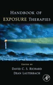 Ebook in inglese Handbook of Exposure Therapies -, -