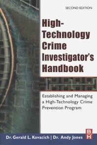 Ebook in inglese High-Technology Crime Investigator's Handbook Boni, William C. , Kovacich, Gerald L.