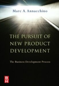 Ebook in inglese Pursuit of New Product Development Annacchino, Marc