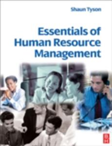 Ebook in inglese Essentials of Human Resource Management Tyson, Shaun