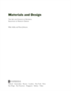 Ebook in inglese Materials and Design Ashby, Michael F. , Johnson, Kara