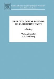 Ebook in inglese Deep Geological Disposal of Radioactive Waste -, -