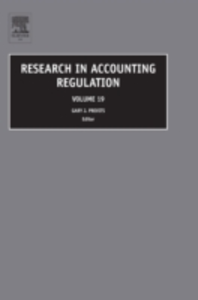 Ebook in inglese Research in Accounting Regulation -, -