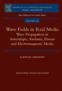 Ebook in inglese Wave Fields in Real Media Carcione, Jose M.
