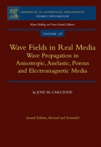 Ebook in inglese Wave Fields in Real Media Carcione, Jose M.