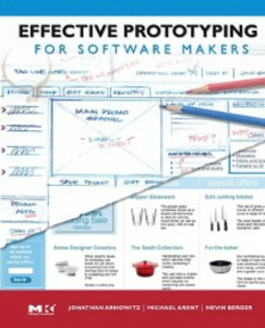 Ebook in inglese Effective Prototyping for Software Makers Arent, Michael , Arnowitz, Jonathan , Berger, Nevin