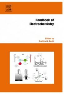 Ebook in inglese Handbook of Electrochemistry -, -