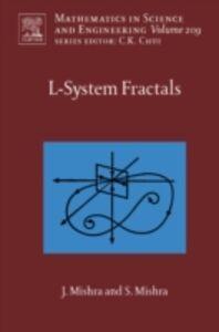 Ebook in inglese L-System Fractals Mishra, Jibitesh , Mishra, Sarojananda
