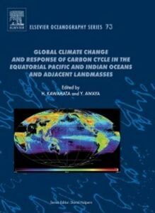 Ebook in inglese Global Climate Change and Response of Carbon Cycle in the Equatorial Pacific and Indian Oceans and Adjacent Landmasses