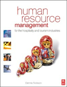 Ebook in inglese Human Resource Management for the Hospitality and Tourism Industries Nickson, Dennis
