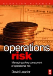 Ebook in inglese Operations Risk Loader, David