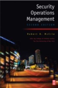 Ebook in inglese Security Operations Management McCrie, Robert