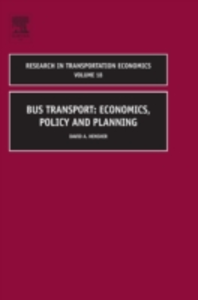 Ebook in inglese Bus Transport Hensher, David A