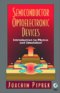 Ebook in inglese Semiconductor Optoelectronic Devices Piprek, Joachim