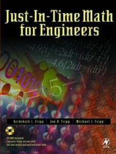 Foto Cover di Just-In-Time Math for Engineers, Ebook inglese di AA.VV edito da Elsevier Science