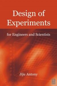 Ebook in inglese Design of Experiments for Engineers and Scientists Antony, Jiju