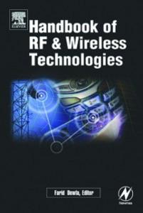 Ebook in inglese Handbook of RF and Wireless Technologies Dowla, Farid