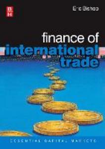 Ebook in inglese Finance of International Trade Bishop, Eric