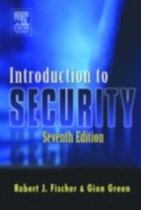 Ebook in inglese Introduction to Security Fischer, Robert