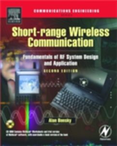 Foto Cover di Short-range Wireless Communication, Ebook inglese di Alan Bensky, edito da Elsevier Science