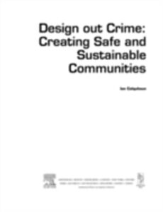 Ebook in inglese Design Out Crime Colquhoun, Ian
