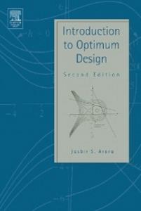 Ebook in inglese Introduction to Optimum Design Arora, Jasbir
