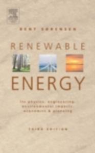 Ebook in inglese Renewable Energy Sorensen, Bent