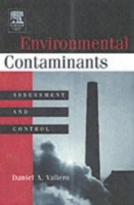 Ebook in inglese Environmental Contaminants Vallero, Daniel