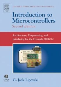 Ebook in inglese Introduction to Microcontrollers Lipovski, G. Jack